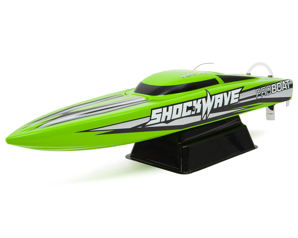 SCRATCH & DENT: Pro Boat Shockwave 26 Brushless Deep-V RTR Boat