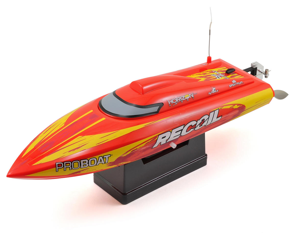 Recoil 17 Deep-V RTR Brushless Boat