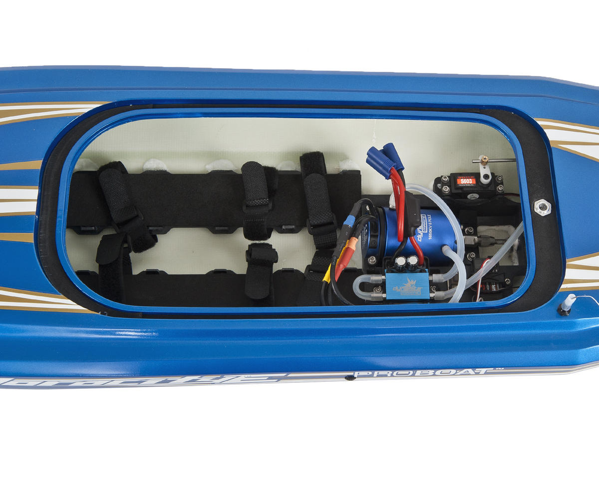 Pro Boat Voracity-E 36 RTR Deep-V Boat