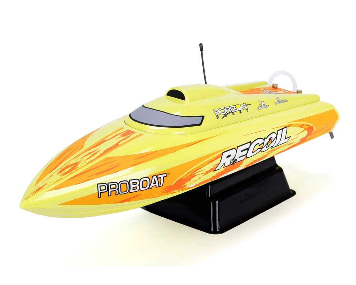 Recoil 26 Brushless Deep-V RTR Self-Righting Boat