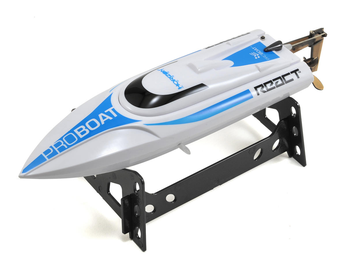 Pro Boat React 9 Self-Righting Deep-V RTR Boat
