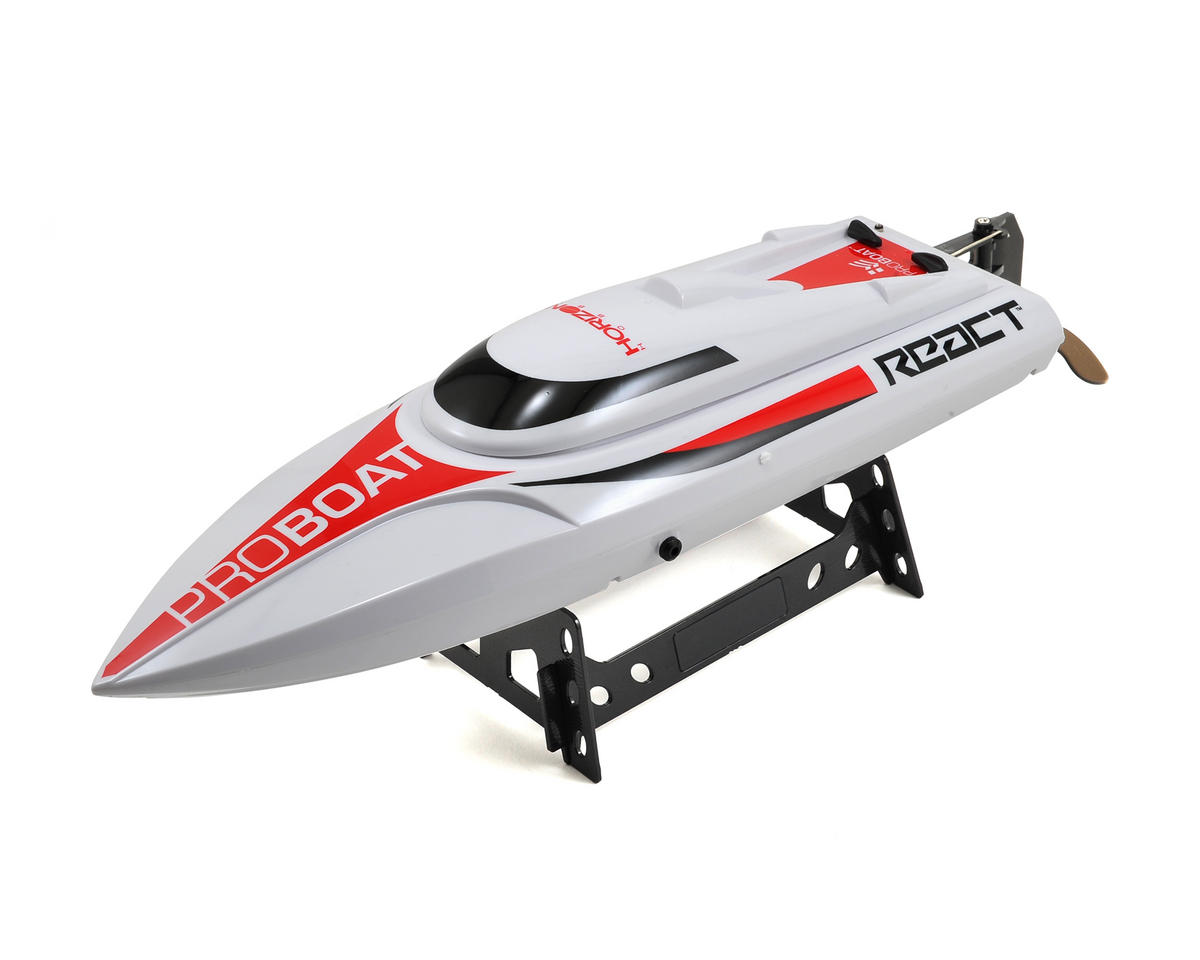 Pro Boat React 17 Self-Righting Deep-V Brushed RTR Boat
