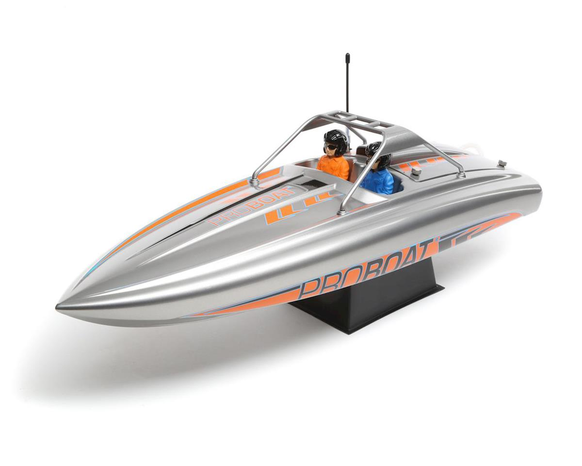 "Pro Boat River Jet 23"" Deep-V RTR Electric Boat w/2.4GHz Radio 
