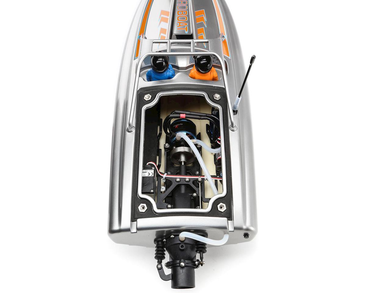"River Jet 23"" Deep-V RTR Electric Boat w/2.4GHz Radio by Pro Boat"