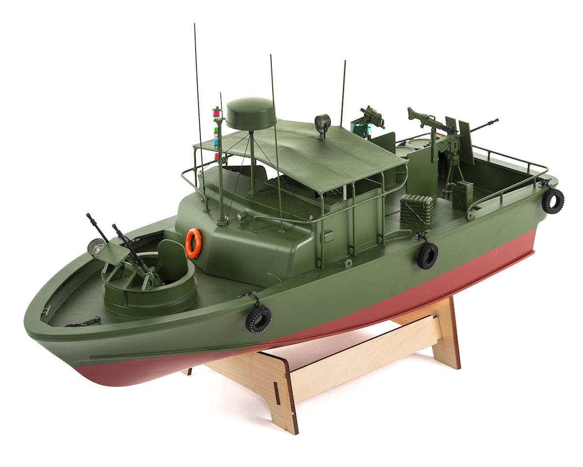 "Alpha 21"" Patrol RTR Electric Boat w/2.4GHz Radio"