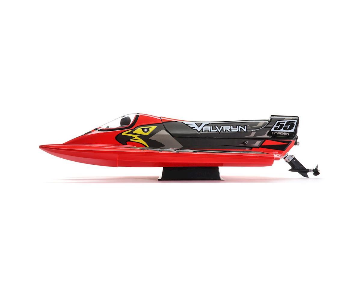 "Pro Boat Valvryn 25"" F1 Tunnel Hull RTR Brushless Boat"