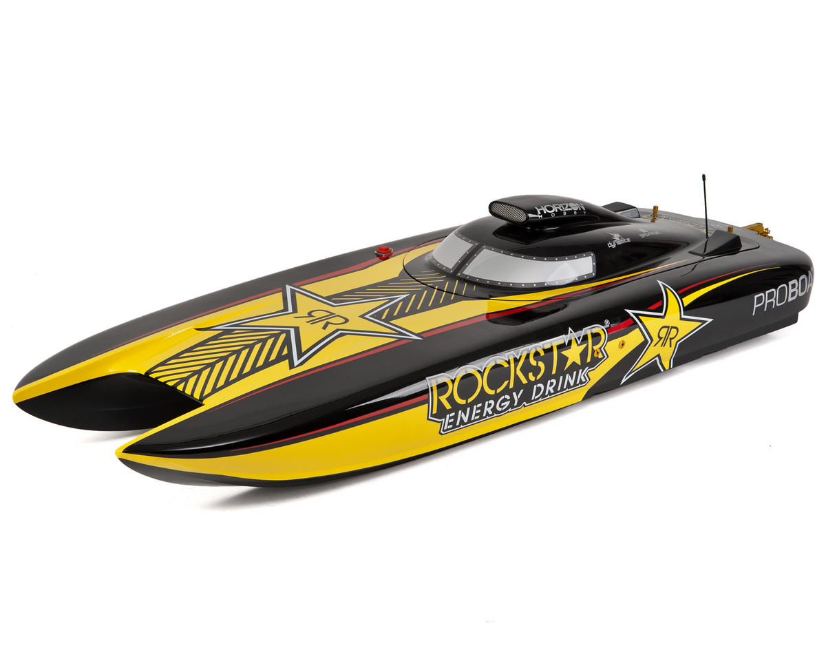 Pro Boat Rockstar RTR 48-inch Gas Powered Catamaran