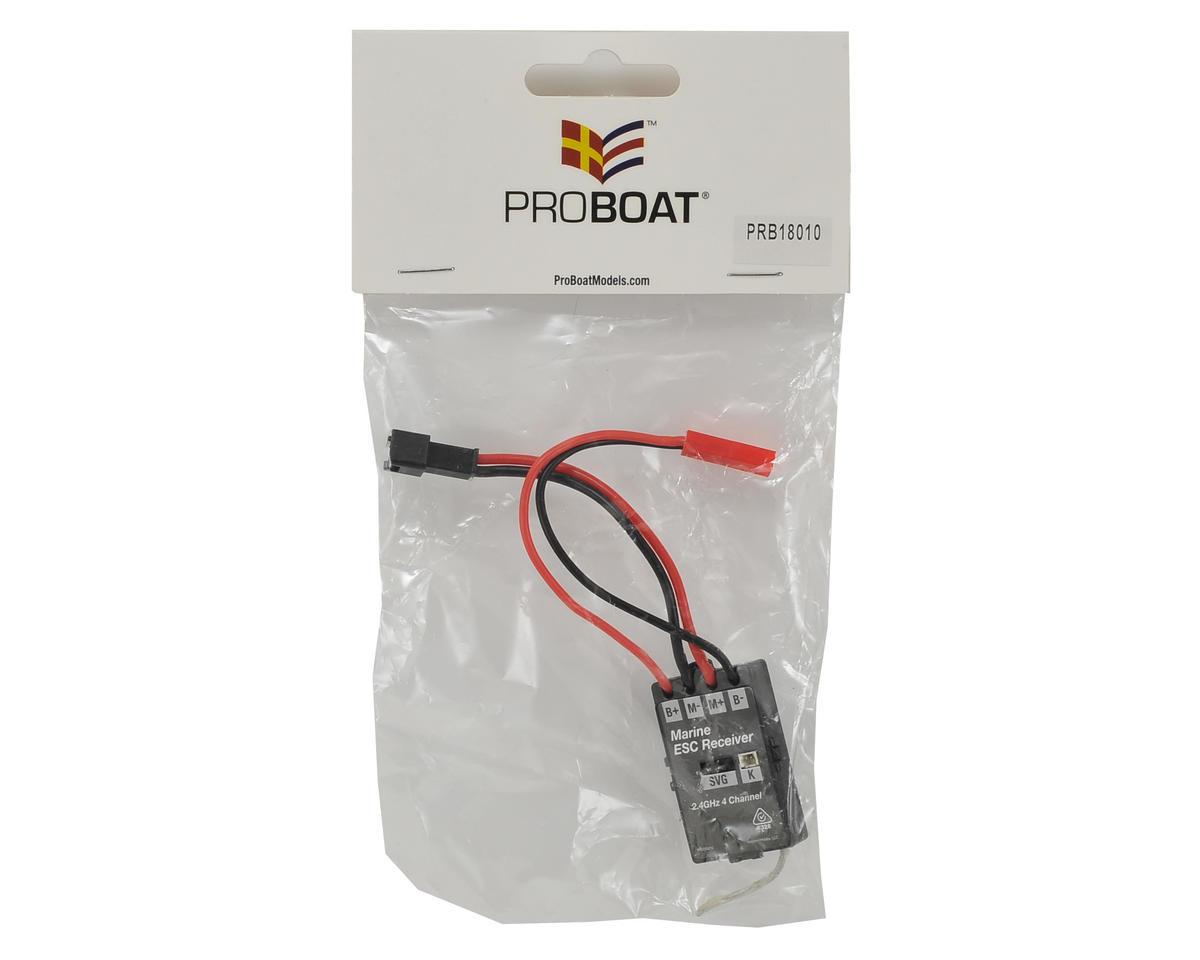 Pro Boat React 9 ESC/Receiver