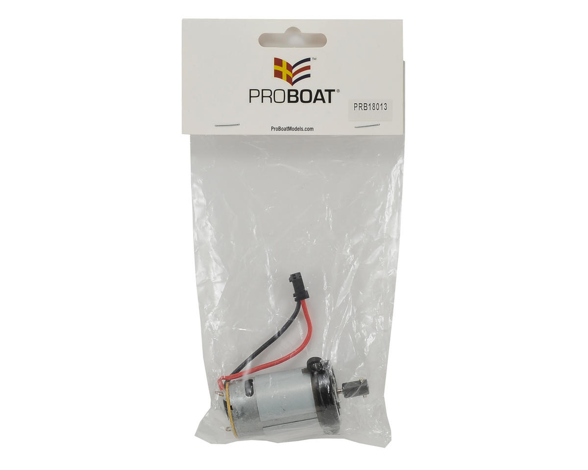 Pro Boat React 17 Brushed Motor