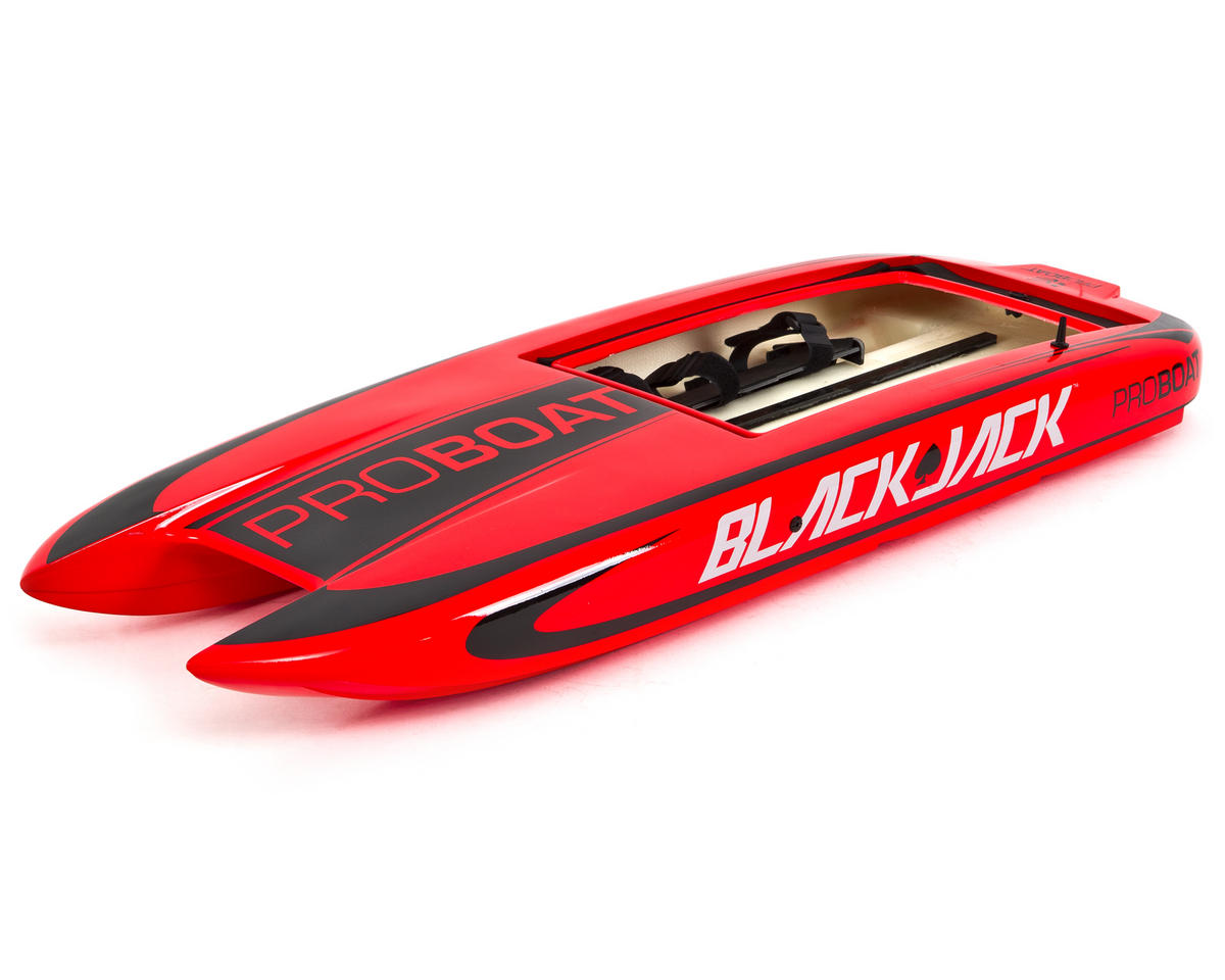 Blackjack 29 V3 Hull