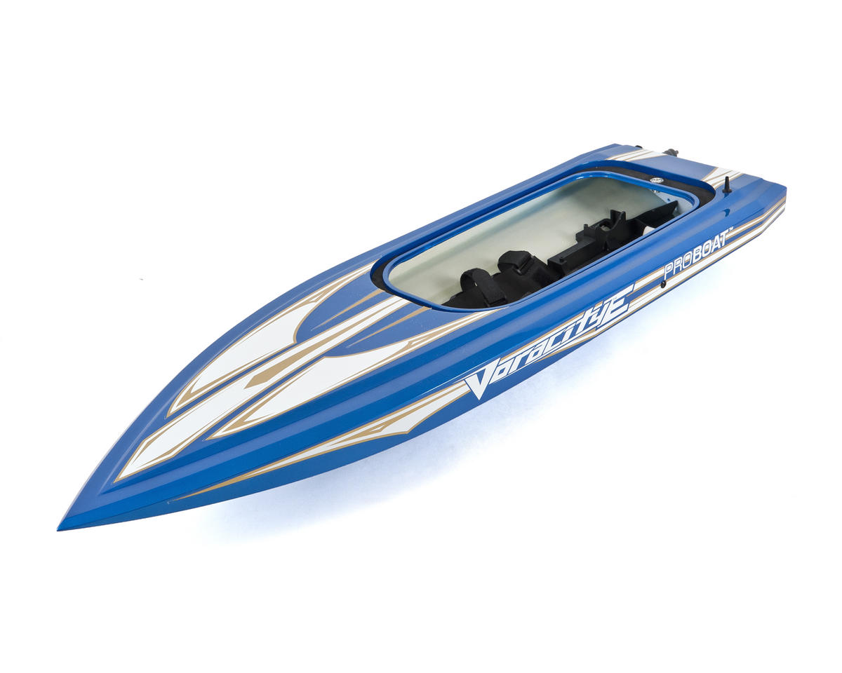 SCRATCH & DENT: Pro Boat Voracity 36 Hull & Decal
