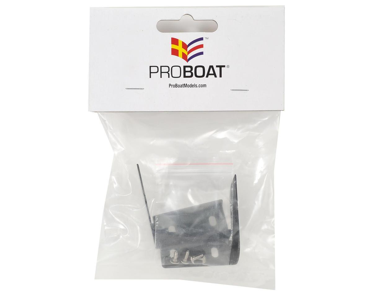 Pro Boat Trim Tab & Turn Fin Set