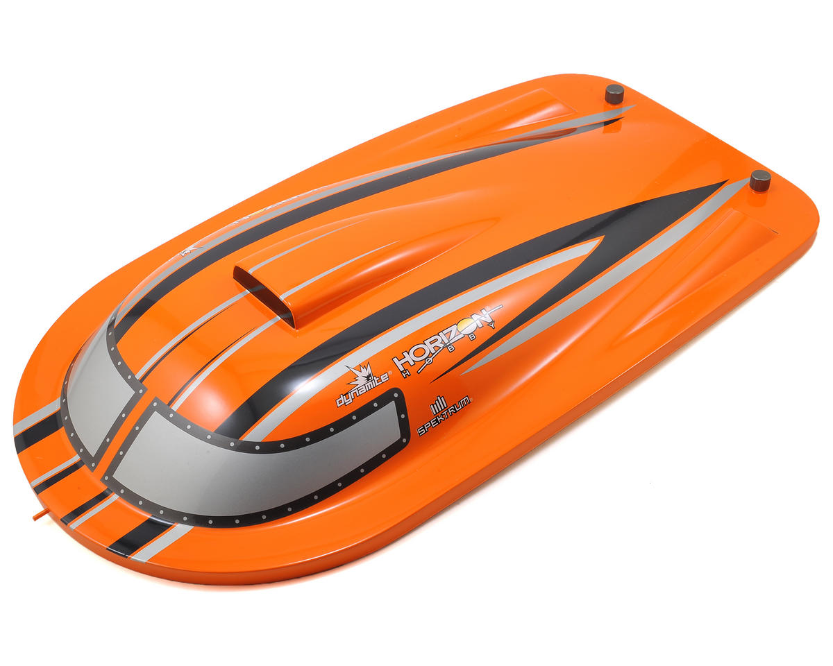 Pro Boat Zelos 48 Canopy