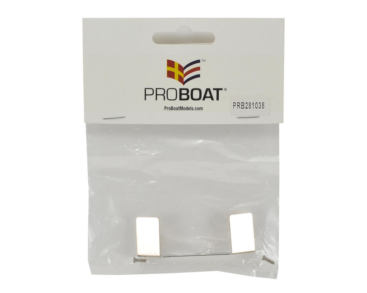 Pro Boat React 17 Trim Tabs