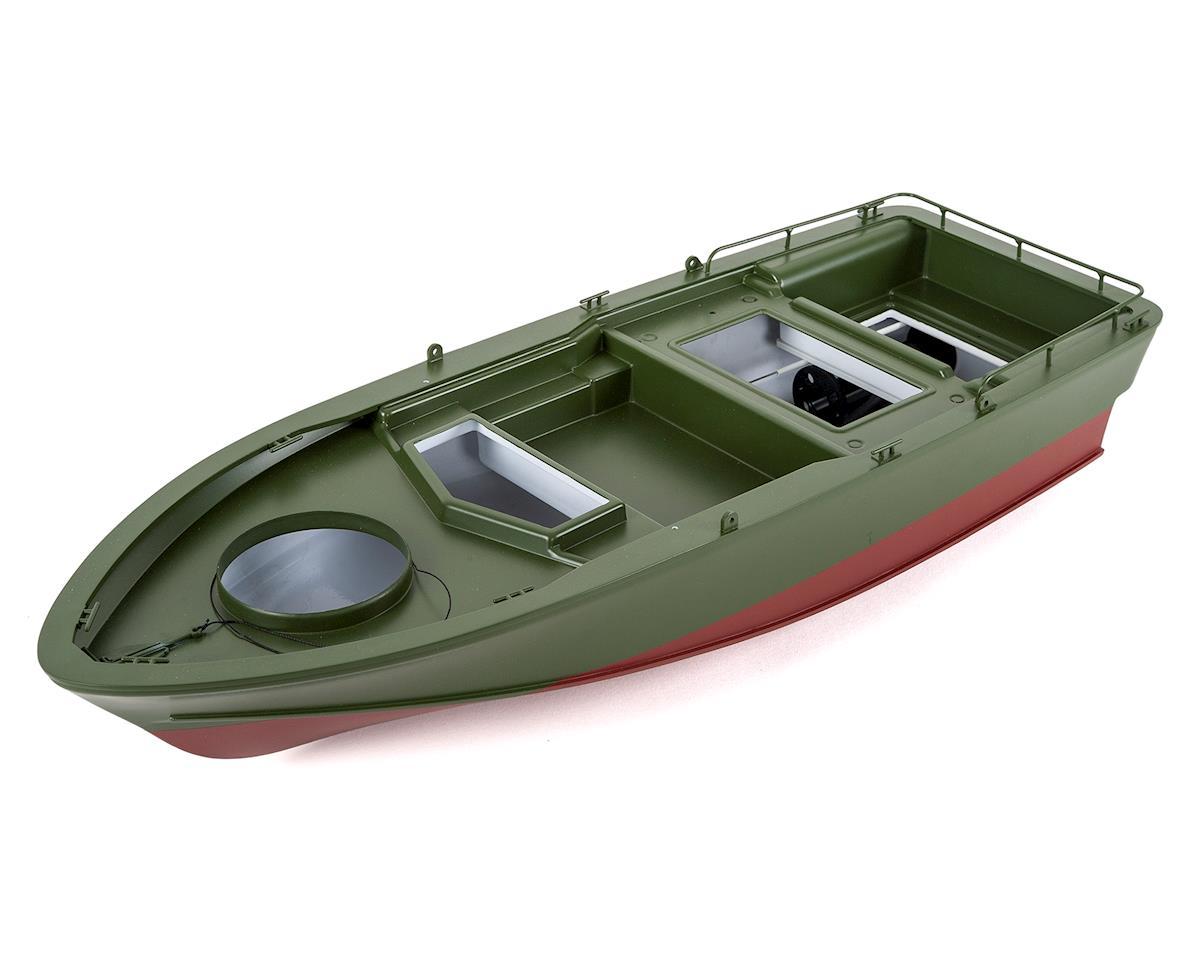 Alpha Patrol Boat Hull by Pro Boat