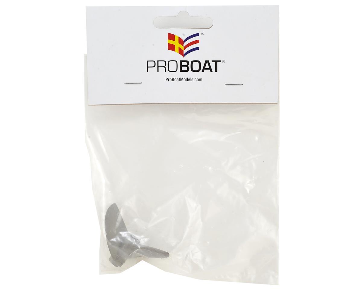 "Pro Boat 1.7"" x 1.6"" Stainless Steel Propeller"