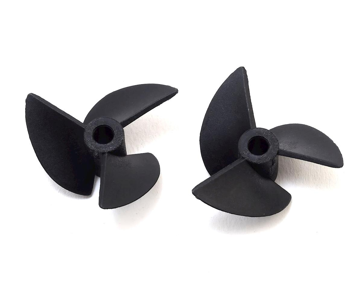"Pro Boat Valvryn 25 F1 1.3x1.4 3-Blade Propeller (2) (for 1/8"" shaft)"