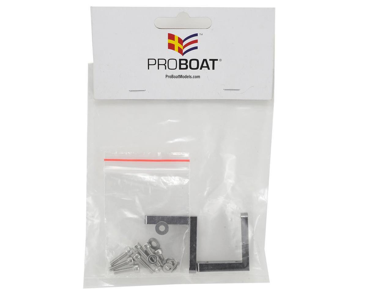 Pro Boat Aluminum Servo Mount