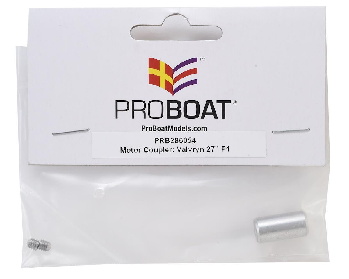 """Pro Boat Valvryn 25"""" F1 Motor Coupler"""