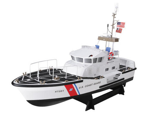 "Pro Boat Coast Guard Lifeboat 30"" EP RTR [PRB3500] | Boats - AMain Hobbies"