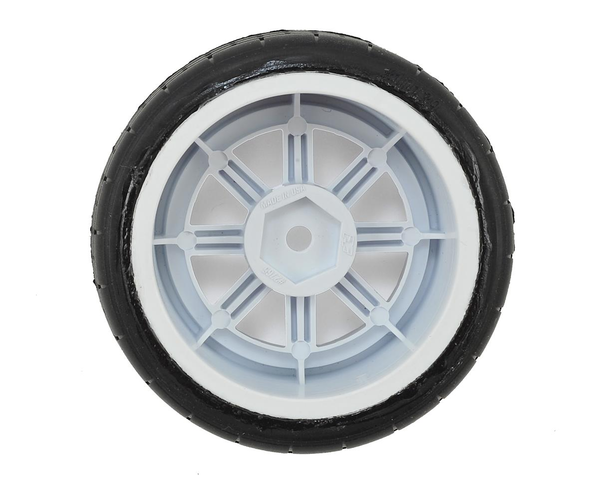 Protoform Vintage Racing Pre-Mounted Rear Tire (2) (31mm) (White)