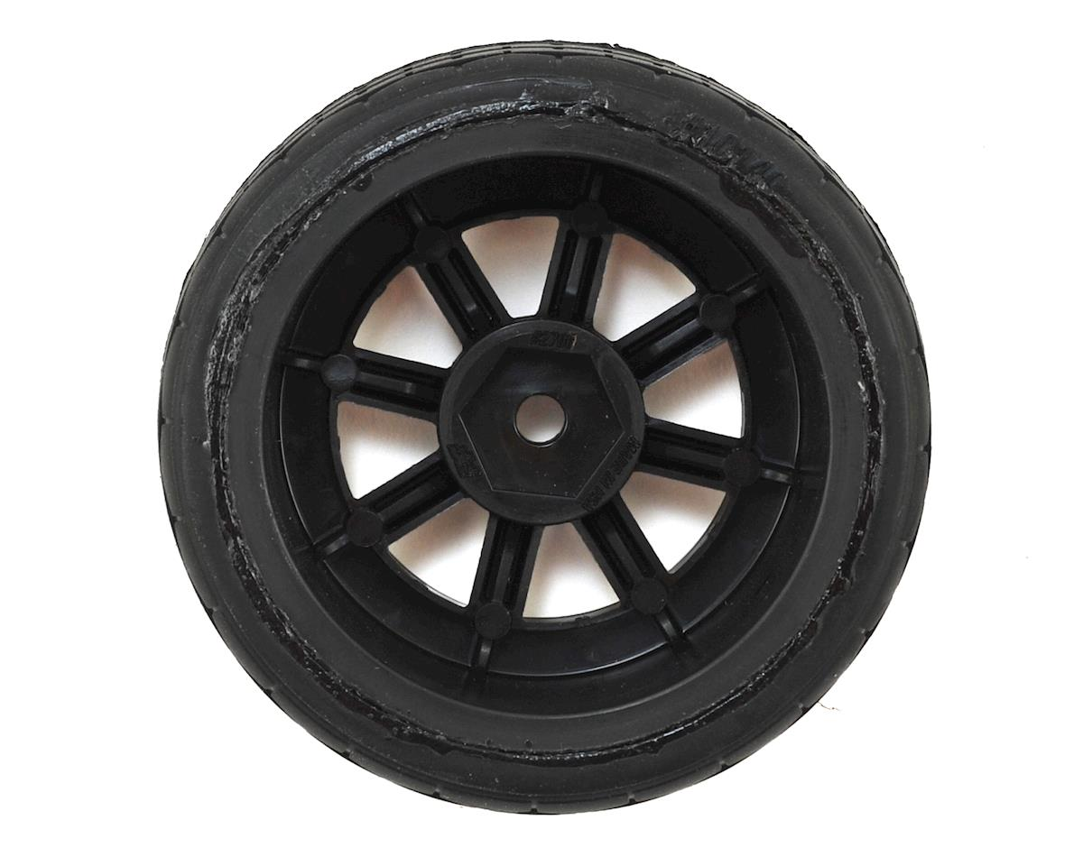 Protoform Vintage Racing Pre-Mounted Front Tire (2) (26mm) (Black)