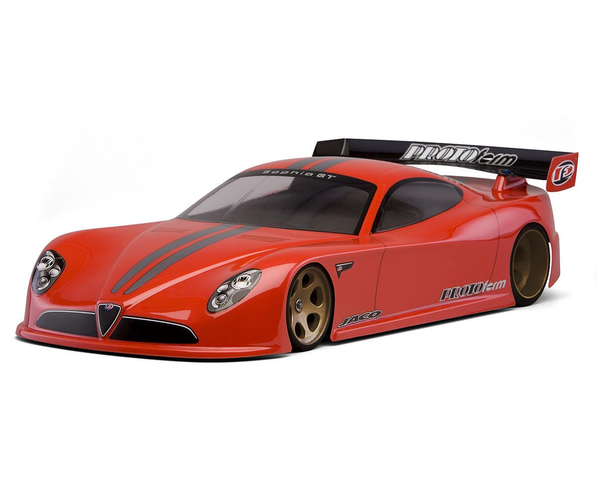 Protoform Sophia GT 200mm Pan Car Body