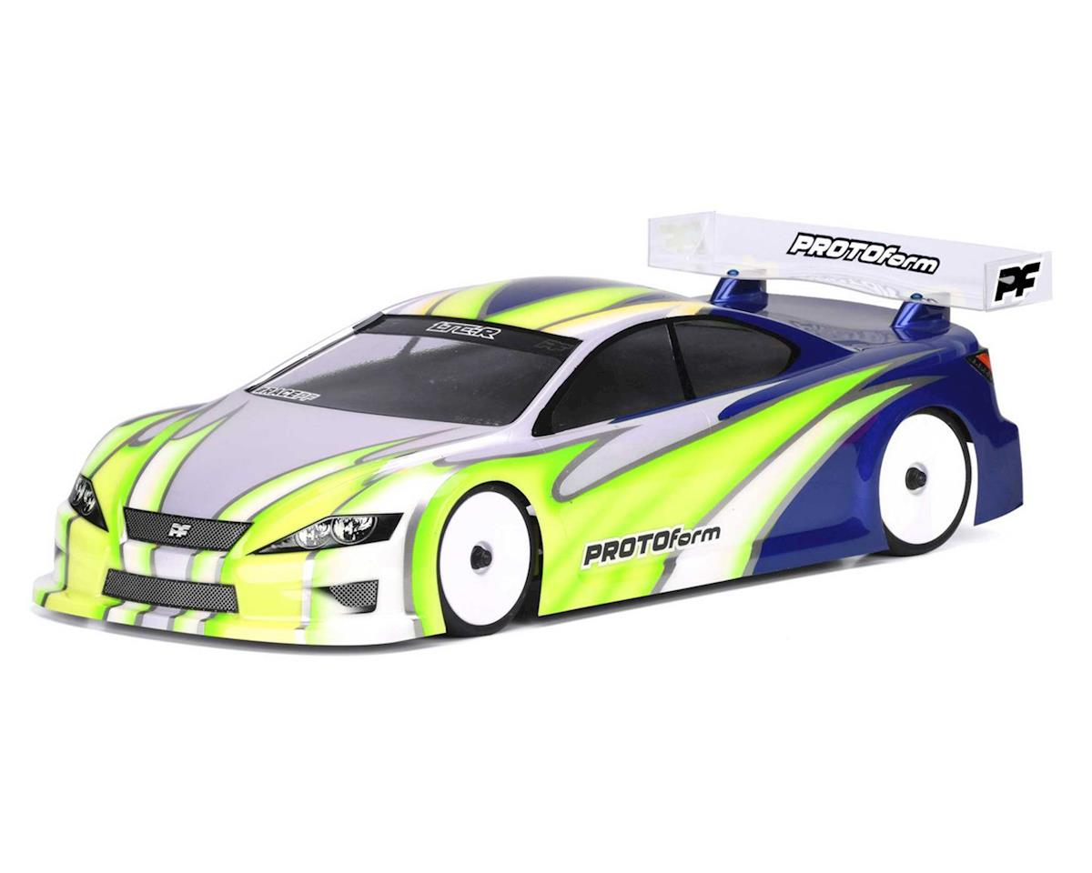Protoform LTC-R Touring Car Body (Clear) (190mm) (PRO-Light Weight)