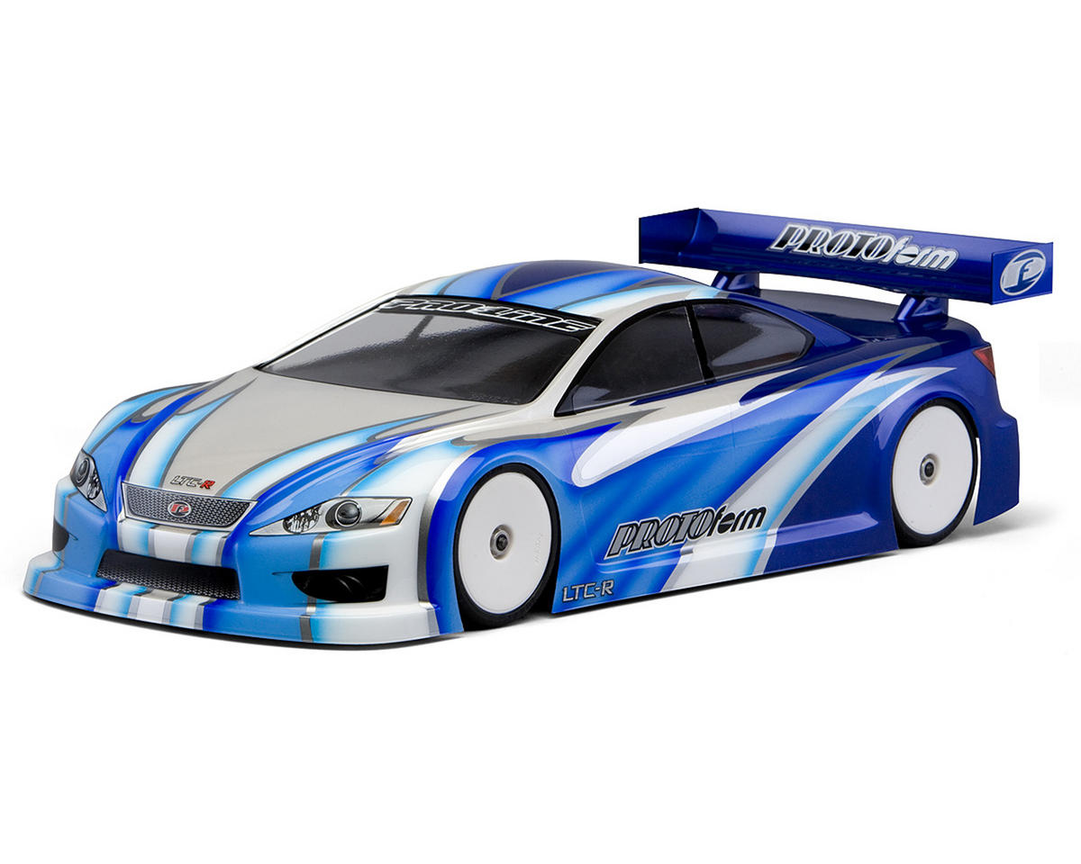 Protoform LTC-R Touring Car Body (Clear) (190mm)