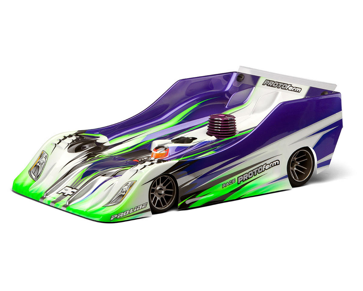 Protoform R15B 1/8 On Road Clear Body (Pro-Light)