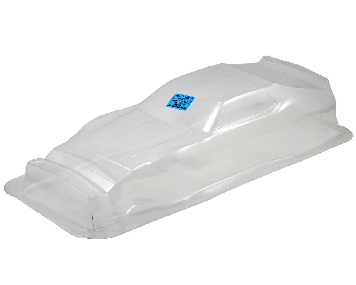 J71 Vintage Racing Body (Clear)