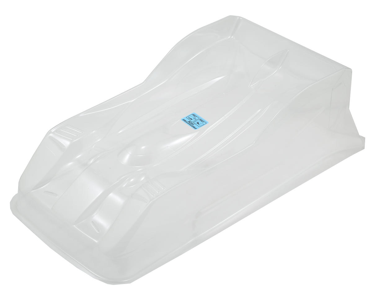 PFL128 1/8 On-Road Body (Clear) (Light Weight) by Protoform