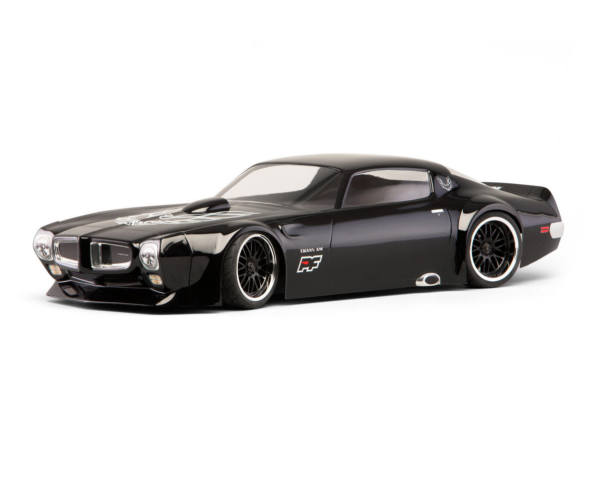 Protoform 1971 Pontiac Firebird Trans Am Vintage Racing Body (Clear)
