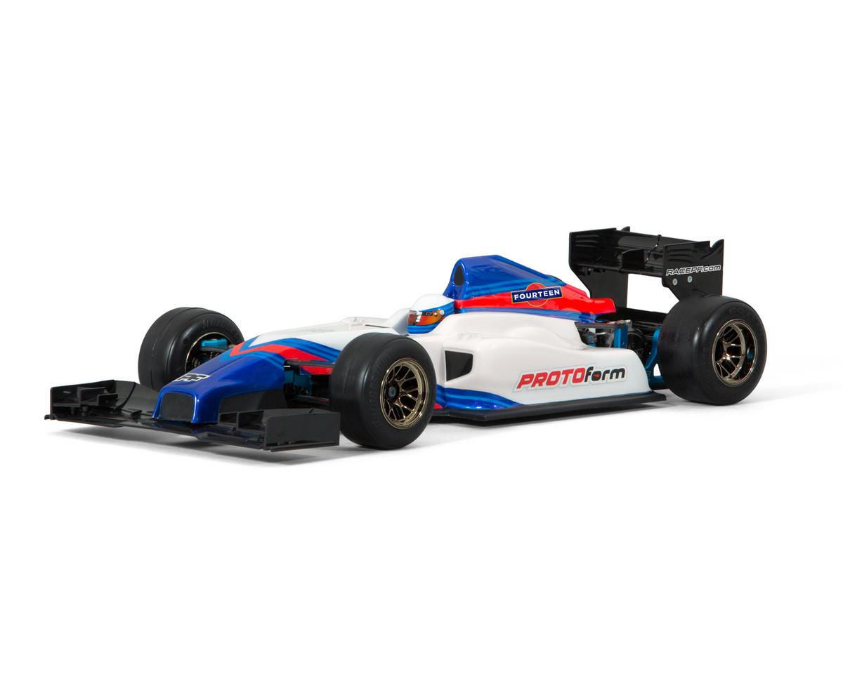 Protoform F1-Fourteen Body (Clear)