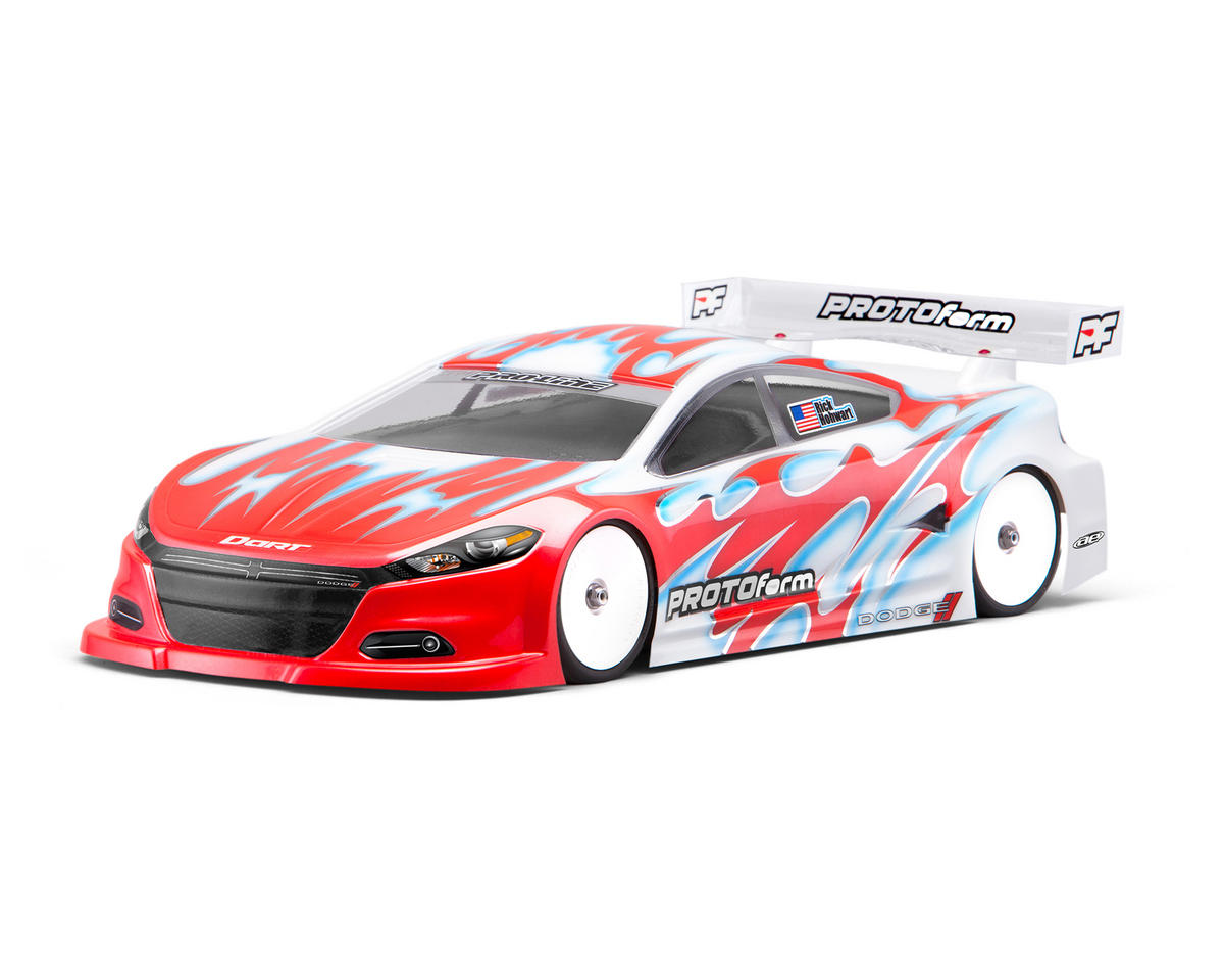 Protoform 2014 Dodge Dart Body (Clear) (190mm) (Light Weight)