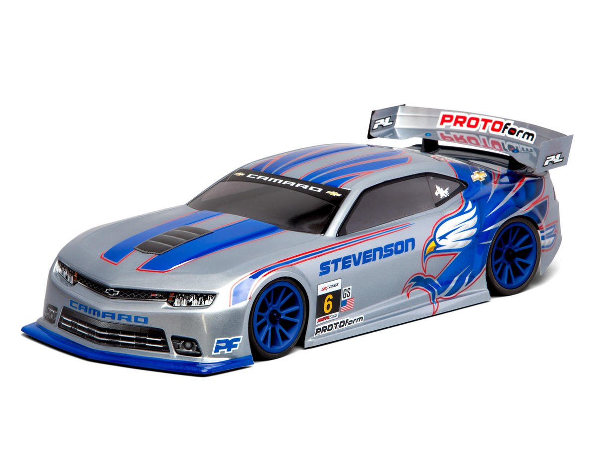 Protoform Chevy Camaro Z/28 Body (Clear) (190mm)