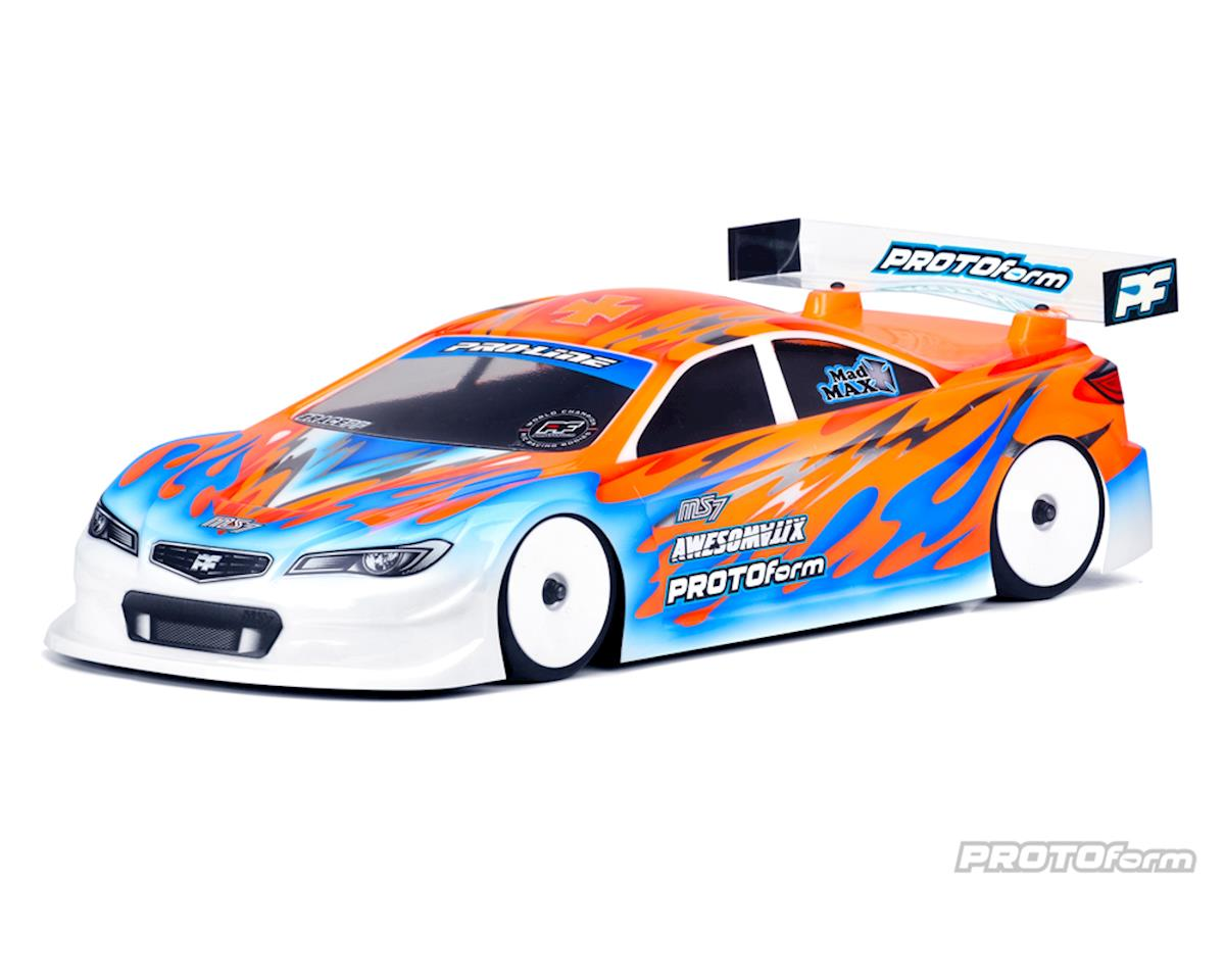 Protoform MS7 Touring Car Body (Clear) (190mm) (X-Lite)