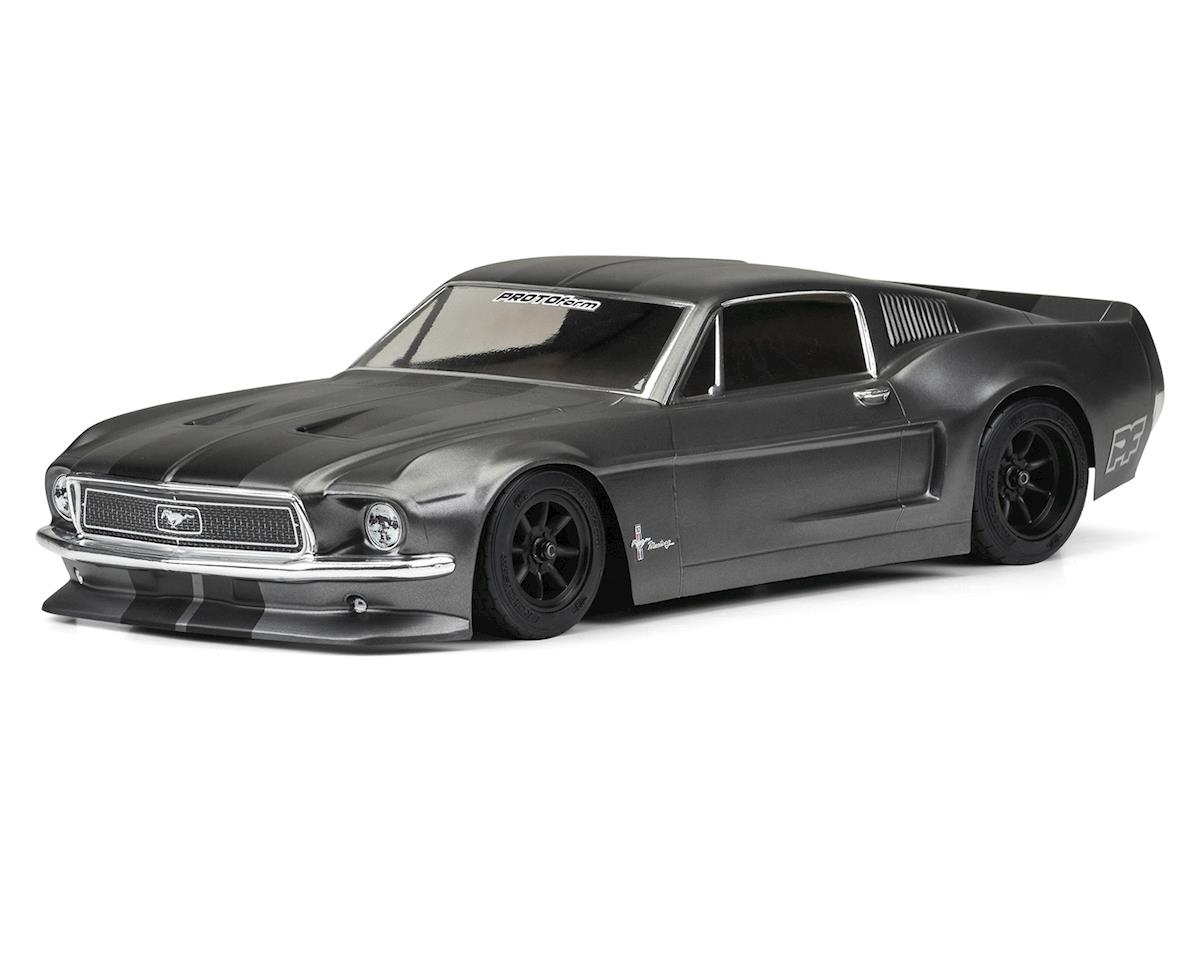 Protoform 1968 Ford Mustang Vintage Trans-Am Racing Body (Clear)  [PRM1558-40] | Cars & Trucks - AMain Hobbies