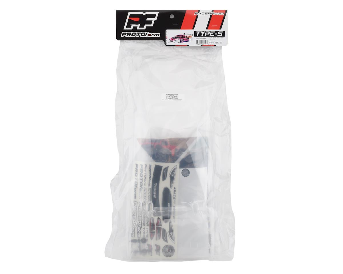 Protoform Type-S Touring Car Body (Clear) (190mm) (X-Lite)