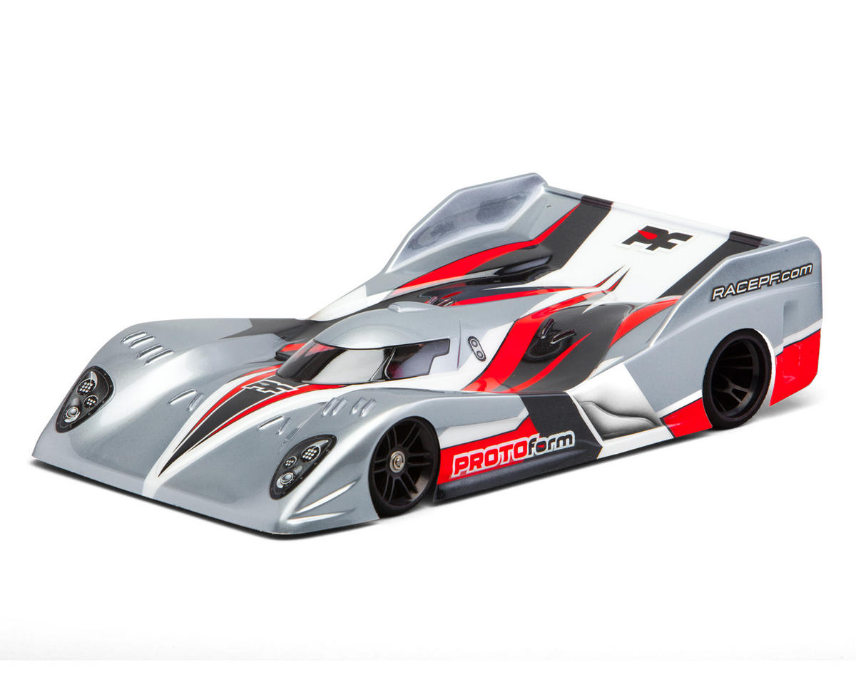 Protoform Strakka-12  1/12 Scale Body (Clear) (Light Weight)