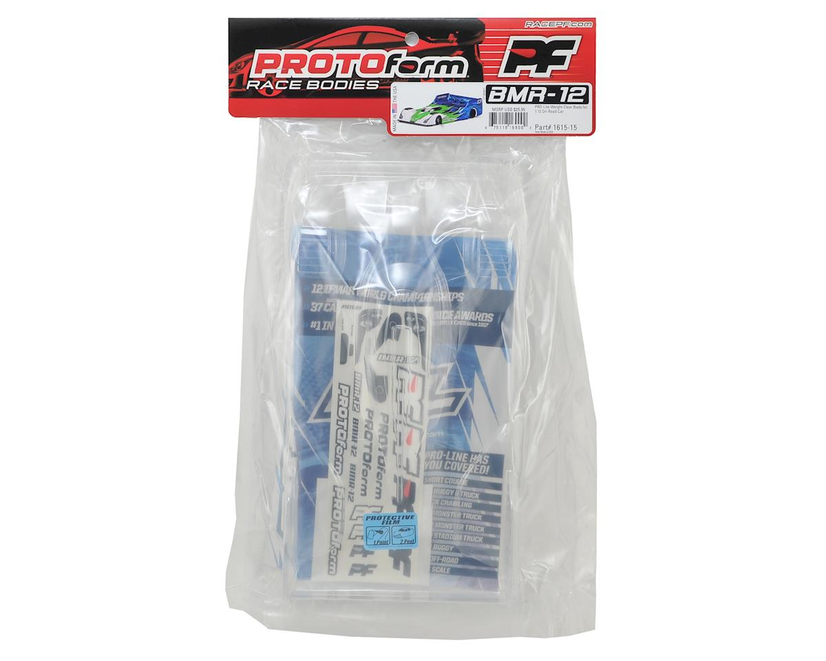 Protoform BMR-12 PRO 1/12 Scale Body (Clear) (Light Weight)