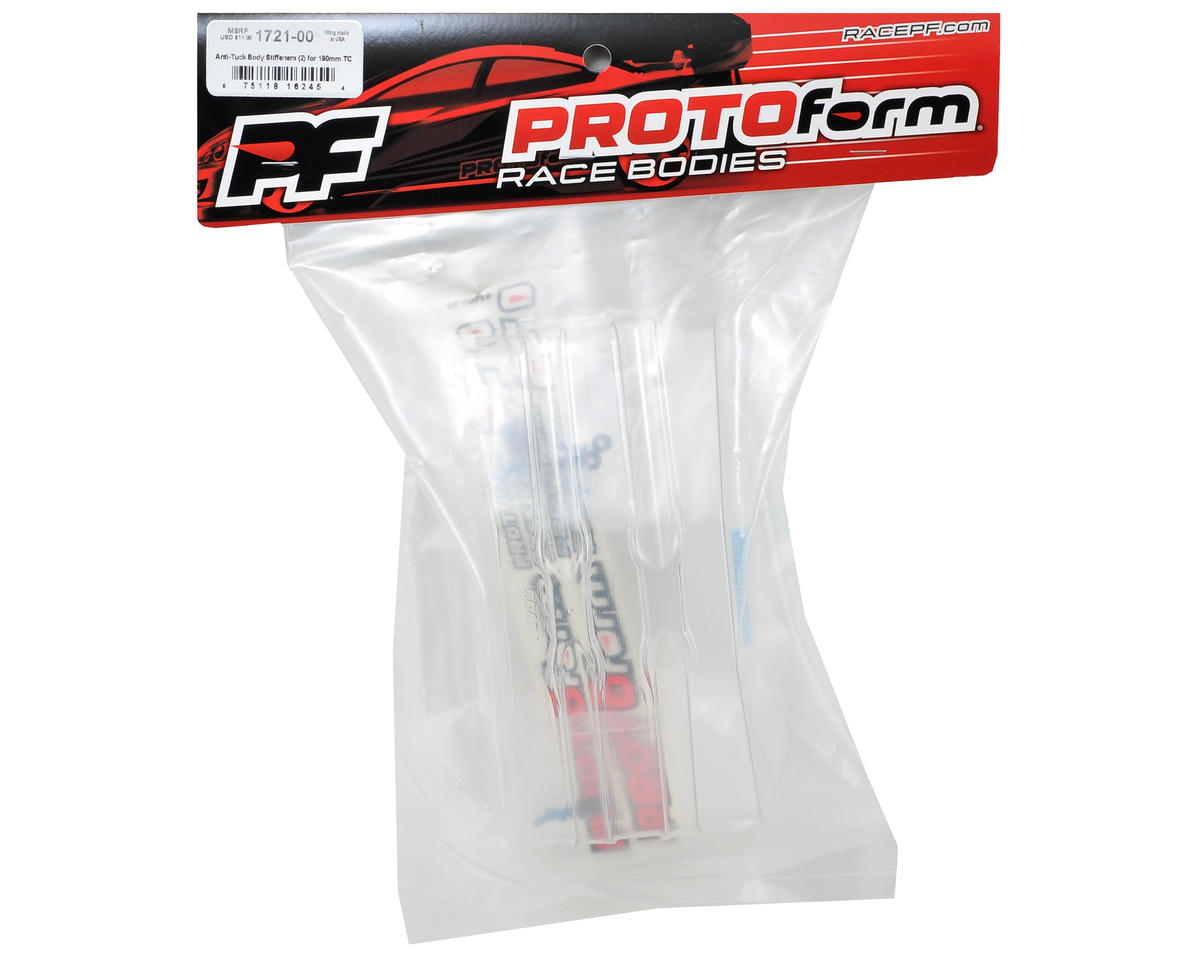 Protoform 190mm Touring Car Anti-Tuck Body Stiffener (2)