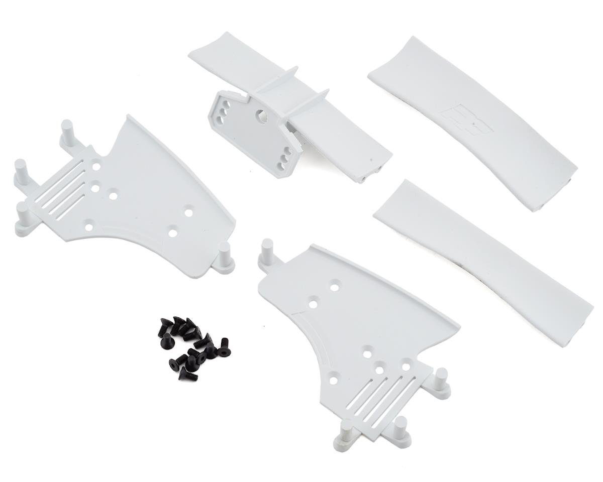 Protoform 1/10 F1 Rear Wing (White)