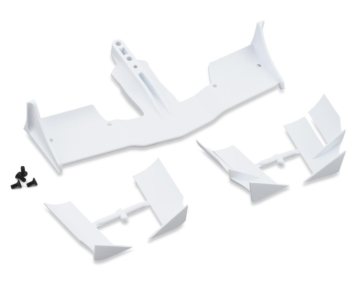 Protoform 1/10 V2 F1 Front Wing (White)