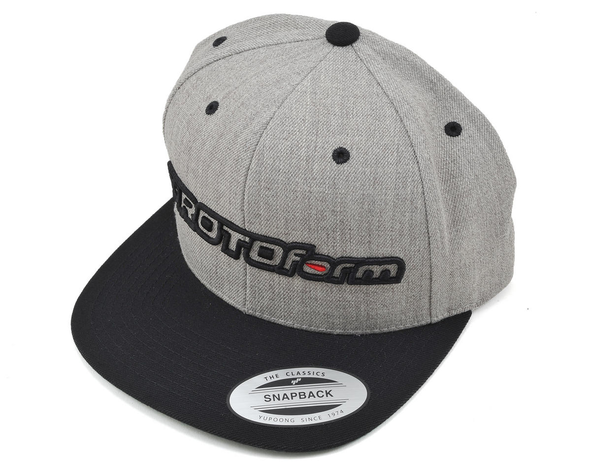 Classic Snapback Hat by Protoform