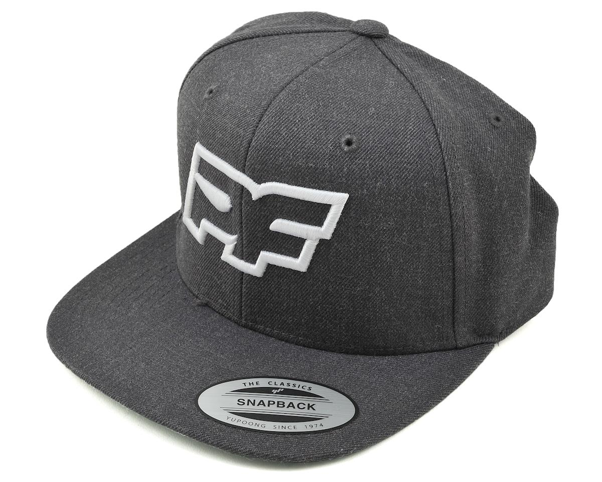 Protoform Grayscale Classic Snapback Hat (One Size Fits Most)
