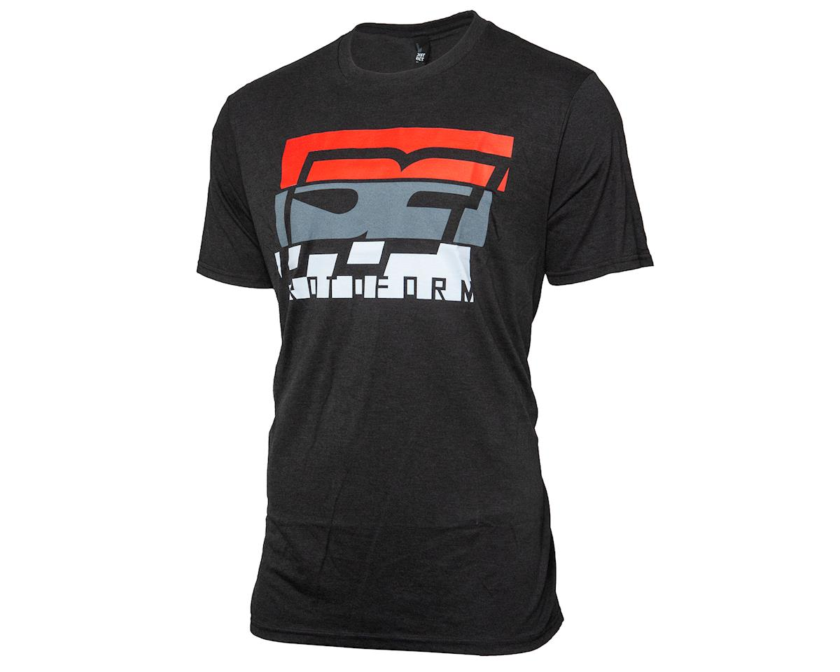 Protoform PF Slice Black T-Shirt (2XL)