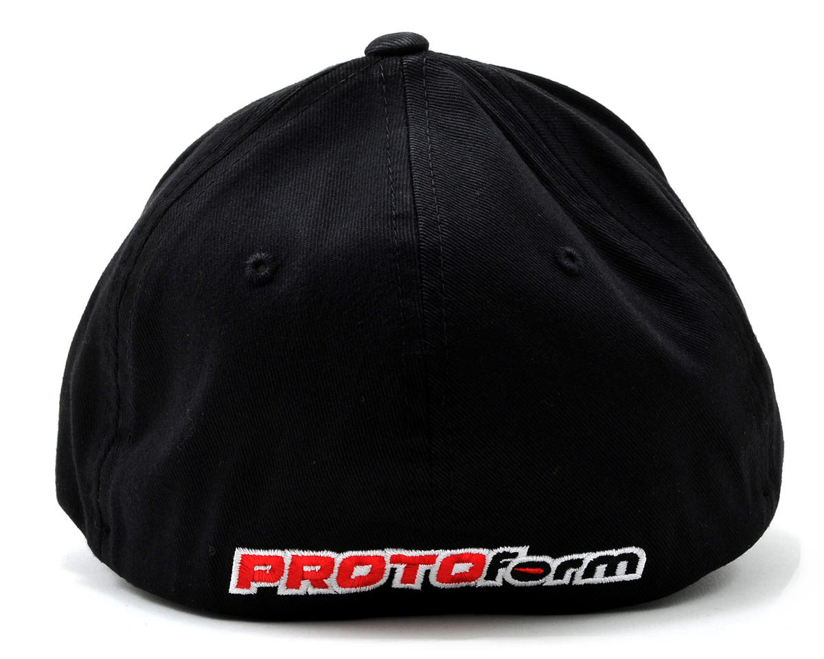 Protoform Flexfit Hat (Black) (L/XL)