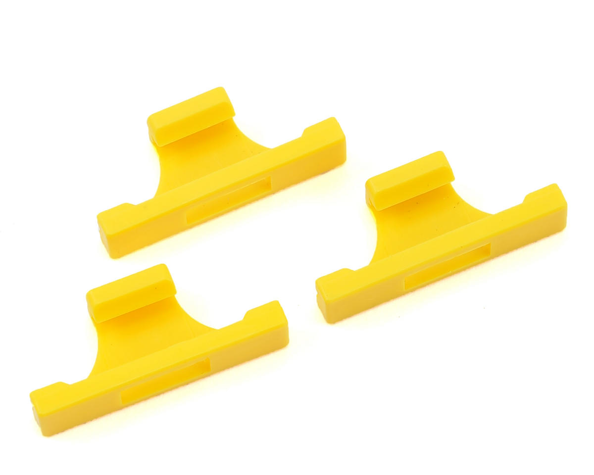 Safety Plug Clips (3) (Futaba)