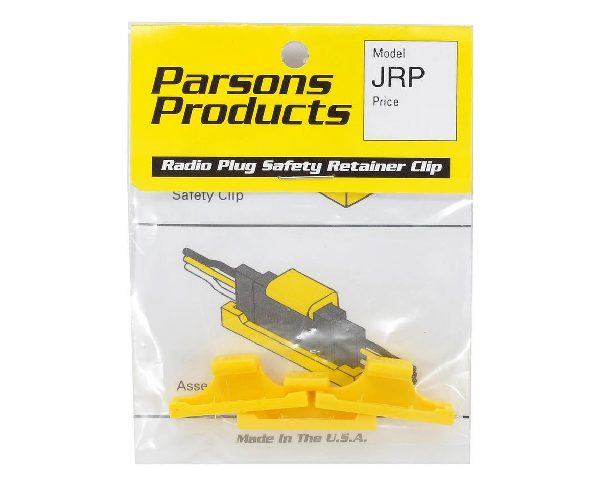 Parson Products Safety Plug Clips (3) (JR)